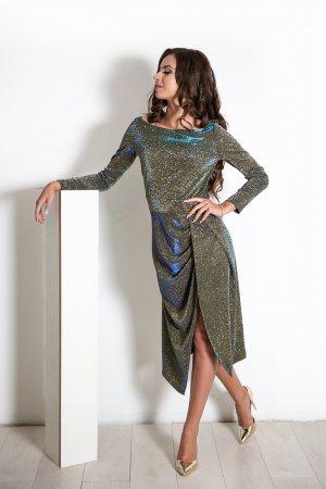 Blizganti suknele su praskiepu moteriska vakarine suknele