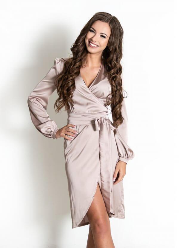 Lengva vakarine sukneles, progine Armani silko suknele 2020 metu vestuves vasara